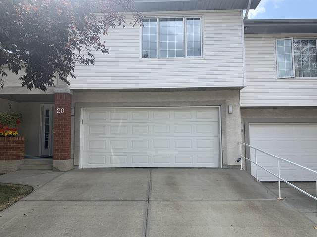 20 40 Cranford Way, Sherwood Park, AB T8H 2A9 (#E4259675) :: The Foundry Real Estate Company