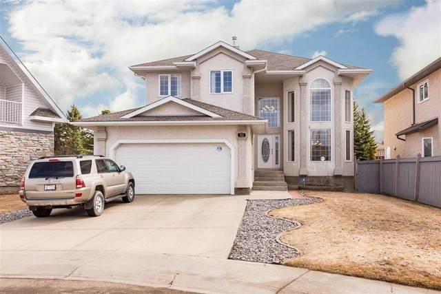 711 107A Street, Edmonton, AB T6W 1G4 (#E4259788) :: Initia Real Estate