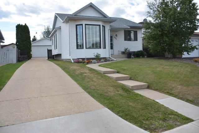5910 55 Street, Barrhead, AB T7N 1E1 (#E4260029) :: The Foundry Real Estate Company