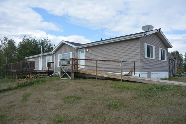 TWP 582  And Rr 34, Barrhead, AB T7N 1N4 (#E4260035) :: The Foundry Real Estate Company