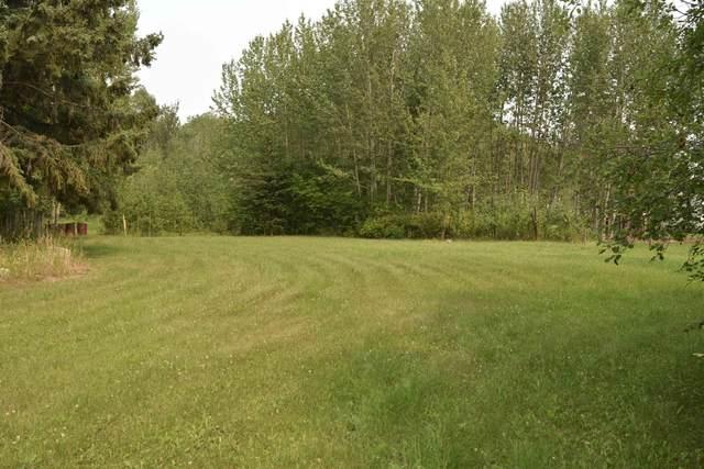 Plan 1604 Hw Block 2 Lots 16 & 17, Ellscott, AB T0A 1B0 (#E4260060) :: The Good Real Estate Company