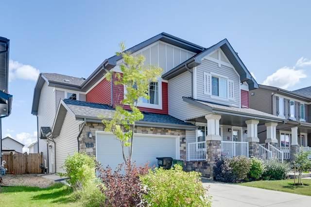 1111 162 Street, Edmonton, AB T6W 2L1 (#E4260240) :: Müve Team | Royal LePage ArTeam Realty