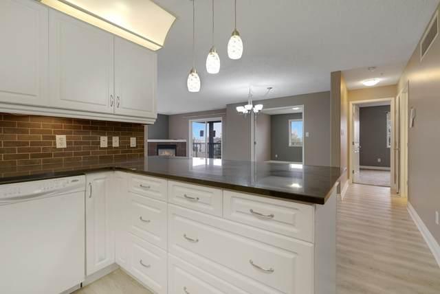 301 16303 95 Street, Edmonton, AB T5Z 3V1 (#E4260269) :: The Foundry Real Estate Company