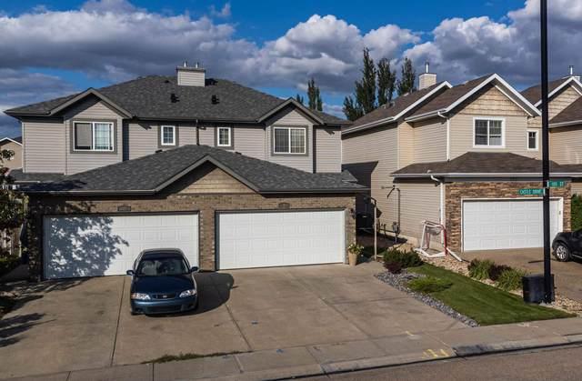 124 Castle Drive, Edmonton, AB T5X 6J1 (#E4260271) :: Müve Team | Royal LePage ArTeam Realty