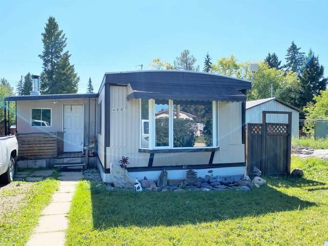 4907 52 Avenue, Breton, AB T0C 0P0 (#E4260303) :: Initia Real Estate