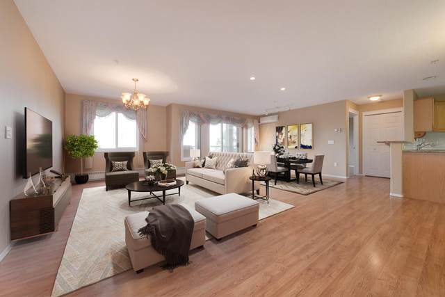 309 70  Crystal Lane, Sherwood Park, AB T8H 1W6 (#E4260450) :: The Foundry Real Estate Company