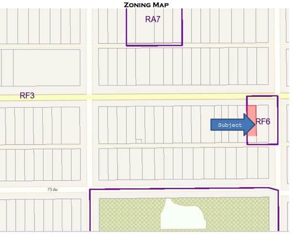 9703 & 9707 76 Avenue, Edmonton, AB T6E 1K4 (#E4260491) :: Initia Real Estate