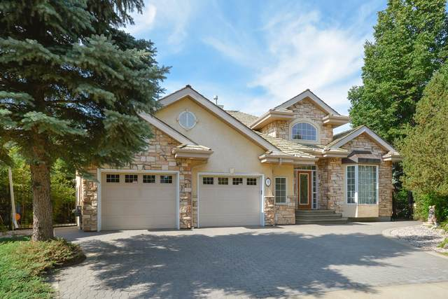 9 Kingsview Point(E), St. Albert, AB T8N 5M7 (#E4260508) :: The Foundry Real Estate Company