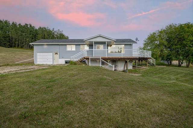 5205 50 Street, Cherry Grove, AB T0A 0T0 (#E4260635) :: Initia Real Estate
