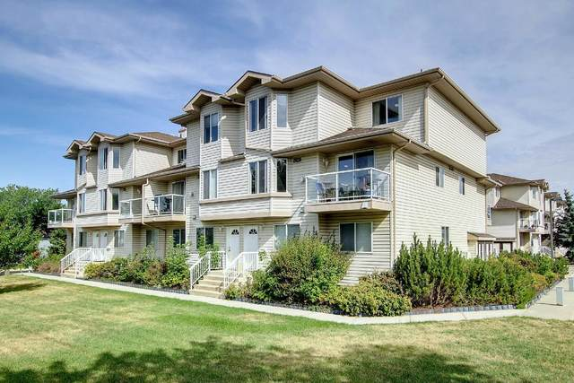 4 2505 42 Street, Edmonton, AB T6L 7G8 (#E4260772) :: The Foundry Real Estate Company