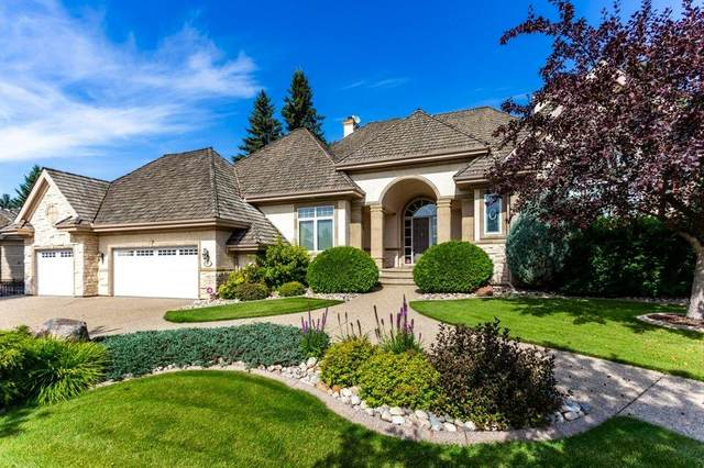 60 Kingsbury Crescent, St. Albert, AB T8N 6W6 (#E4260792) :: The Foundry Real Estate Company