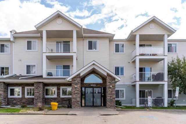 104 9525 162 Avenue, Edmonton, AB T5V 3V2 (#E4260810) :: The Foundry Real Estate Company