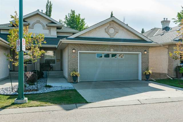 33 1601 Cloverbar Road, Sherwood Park, AB T8A 5Y8 (#E4260821) :: The Foundry Real Estate Company