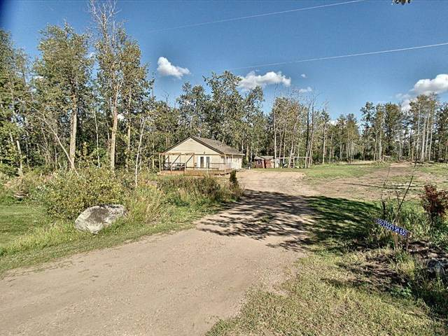 321 23229 Secondary Hwy 651, Rural Sturgeon County, AB T0A 2R0 (#E4260881) :: The Foundry Real Estate Company