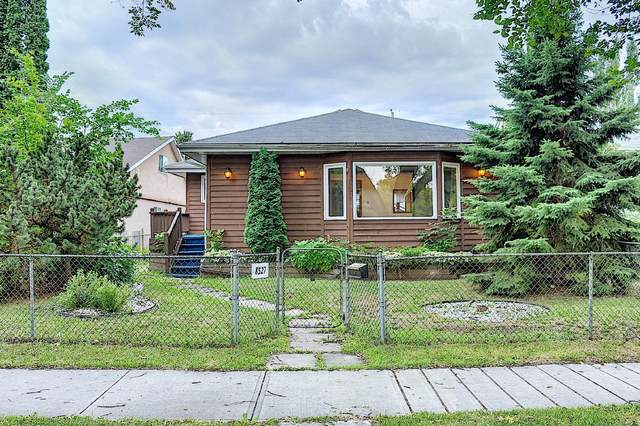 8527 81 Avenue, Edmonton, AB T6C 0W3 (#E4260884) :: Initia Real Estate