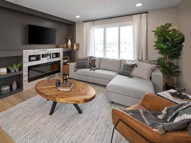 52 1110 Daniels Link, Edmonton, AB T6W 4N6 (#E4260960) :: Initia Real Estate