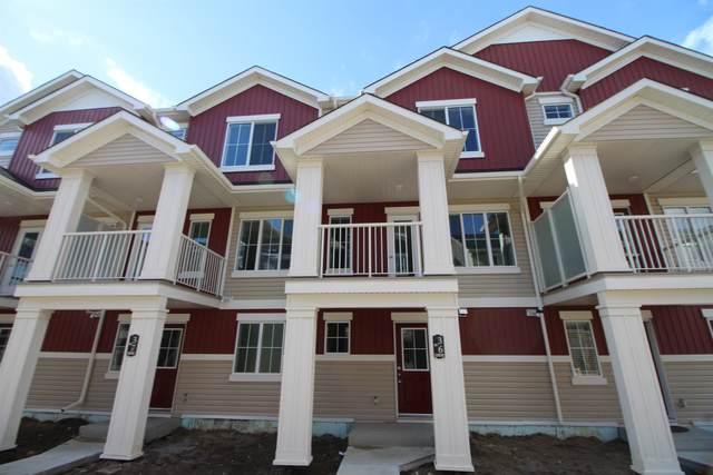 51 1110 Daniels Link, Edmonton, AB T6W 4N6 (#E4260964) :: Initia Real Estate
