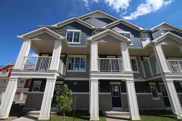 27 1110 Daniels Link, Edmonton, AB T6W 4N6 (#E4261004) :: Initia Real Estate