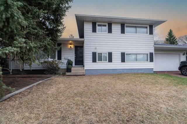 5219 142 Street, Edmonton, AB T6H 4B6 (#E4261175) :: Initia Real Estate
