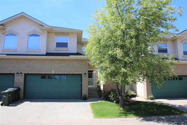 4 1401 Clover Bar Road, Sherwood Park, AB T8A 5Y7 (#E4261243) :: The Foundry Real Estate Company