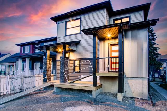 9657 76 Avenue, Edmonton, AB T6C 0K4 (#E4261266) :: Initia Real Estate