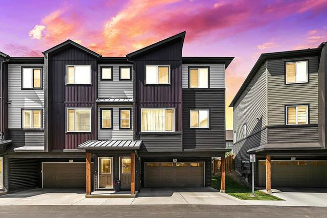 12 16903 68 Street, Edmonton, AB T5Z 0R1 (#E4261543) :: Initia Real Estate