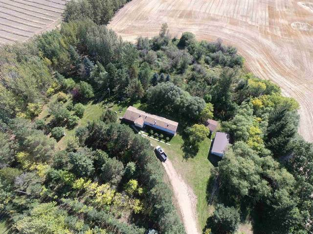 25319 Hwy 661, Rural Westlock County, AB T0G 0S0 (#E4261675) :: The Good Real Estate Company