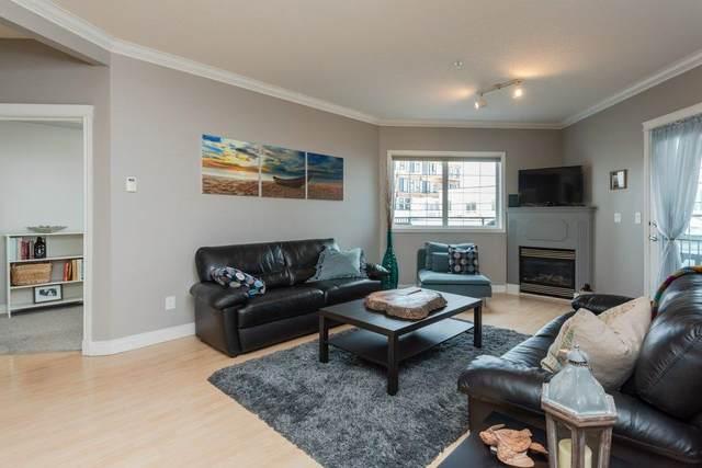 203 10116 80 Avenue, Edmonton, AB T6E 6V7 (#E4261750) :: Initia Real Estate
