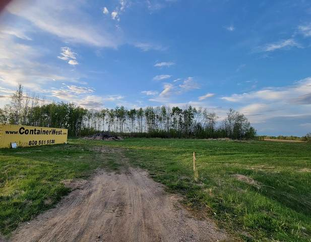 SW 27 63 20 W4, Rural Athabasca County, AB T0A 0M0 (#E4261774) :: The Good Real Estate Company