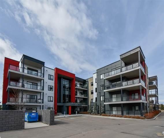 432 11074 Ellerslie Road, Edmonton, AB T6X 2C2 (#E4261838) :: Initia Real Estate