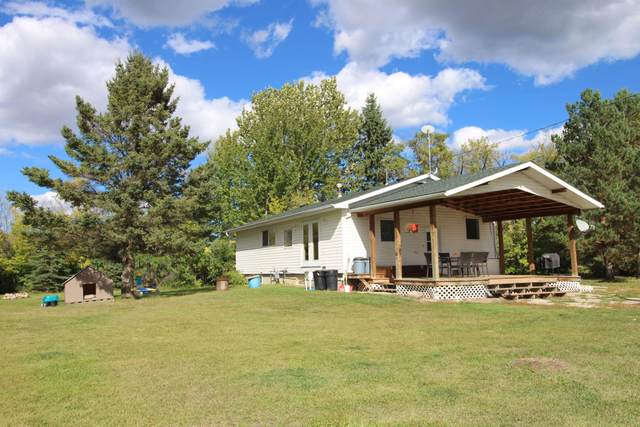 63124 Rg Rd 10A, Rural Westlock County, AB T0G 1H0 (#E4261896) :: The Good Real Estate Company