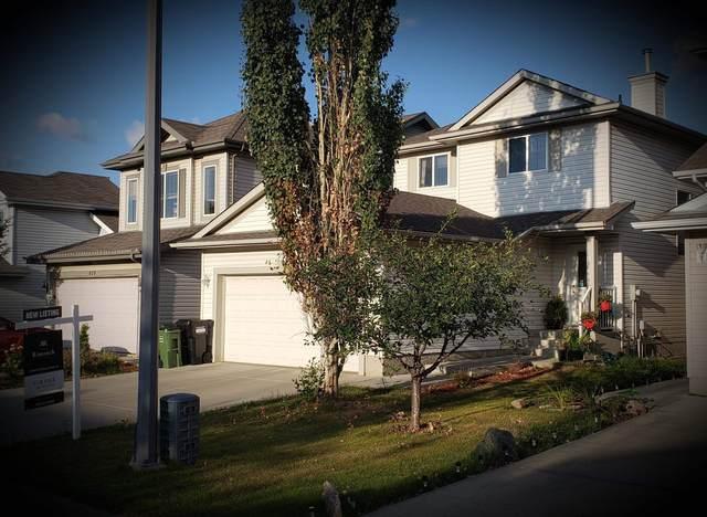 421 84 Street, Edmonton, AB T6X 1H9 (#E4262149) :: Müve Team | Royal LePage ArTeam Realty