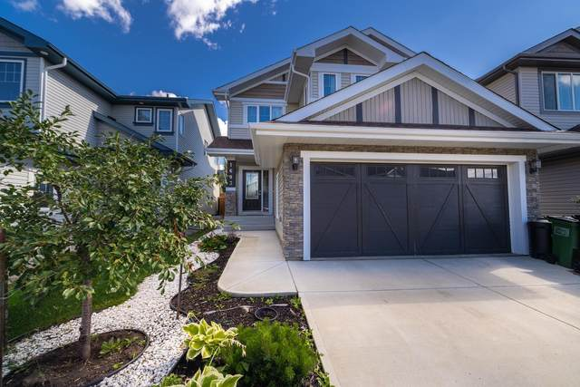 1603 161 Street, Edmonton, AB T6W 3P4 (#E4262403) :: Müve Team | Royal LePage ArTeam Realty