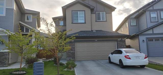 1316 165 Street, Edmonton, AB T6W 3S6 (#E4262452) :: Müve Team | Royal LePage ArTeam Realty