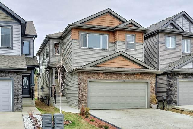 2131 51 Street, Edmonton, AB T6X 1Z8 (#E4262480) :: Initia Real Estate