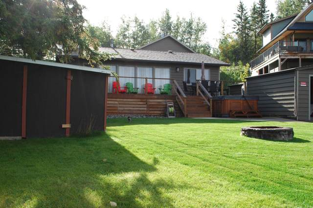 25 2332 TWP RD 521, Rural Parkland County, AB T7X 1X2 (#E4262494) :: The Foundry Real Estate Company