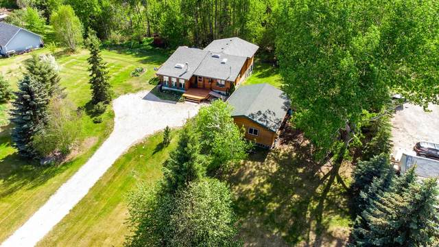 11 51128 RGE RD 261, Rural Parkland County, AB T7Y 1B8 (#E4262576) :: The Foundry Real Estate Company