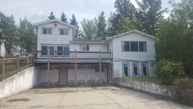 110 Crescent Drive, Rural Barrhead County, AB T7N 1N3 (#E4262744) :: The Foundry Real Estate Company