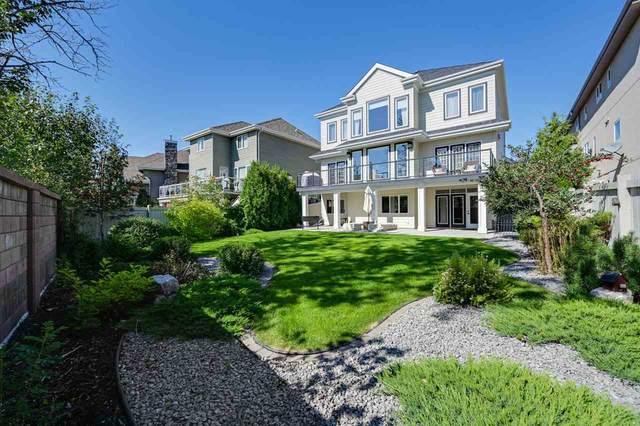 2524 Cameron Ravine Landing, Edmonton, AB T6M 0L2 (#E4262771) :: The Foundry Real Estate Company
