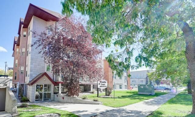 101 10145 114 Street, Edmonton, AB T5K 1R8 (#E4262787) :: Initia Real Estate