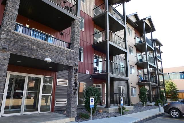101 9517 160 Avenue NW, Edmonton, AB T5Z 0N1 (#E4262788) :: The Foundry Real Estate Company