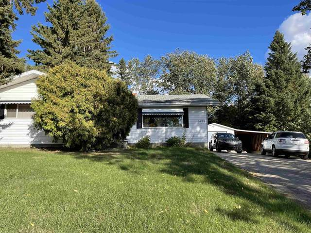 5205 48 Street, Two Hills, AB T0B 4K0 (#E4262835) :: The Foundry Real Estate Company