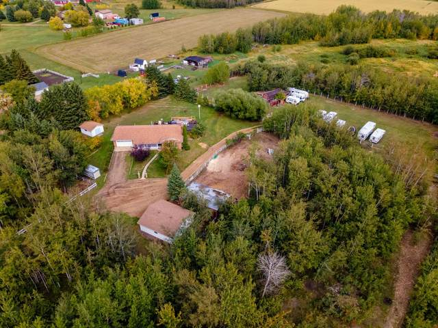 61 53221 RGE RD 223, Rural Strathcona County, AB T8E 2K1 (#E4262862) :: The Foundry Real Estate Company