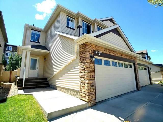 6127 13 Avenue, Edmonton, AB T6X 0M6 (#E4262932) :: Initia Real Estate