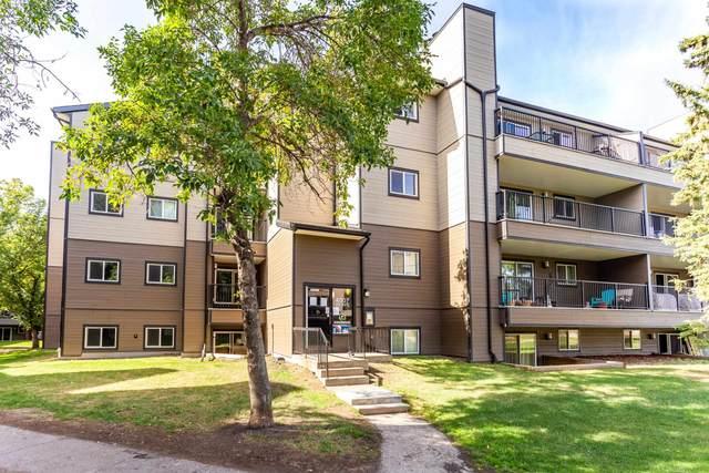 203 4007 26 Avenue, Edmonton, AB T6L 5L9 (#E4263021) :: The Foundry Real Estate Company