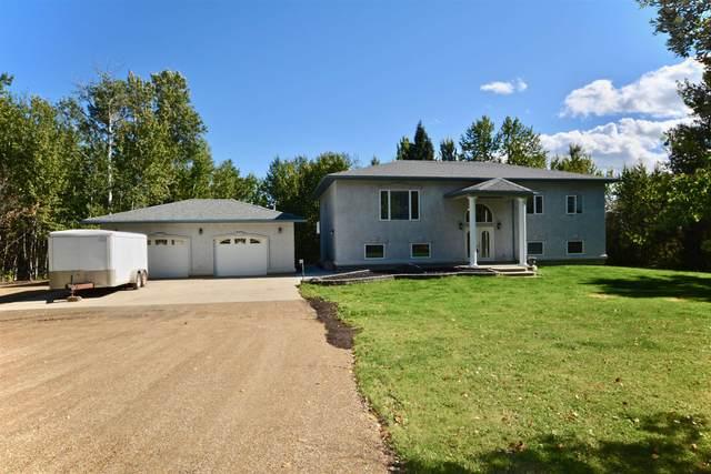 207 49006 Range Road 73, Rural Brazeau County, AB T7A 2A2 (#E4263050) :: The Foundry Real Estate Company