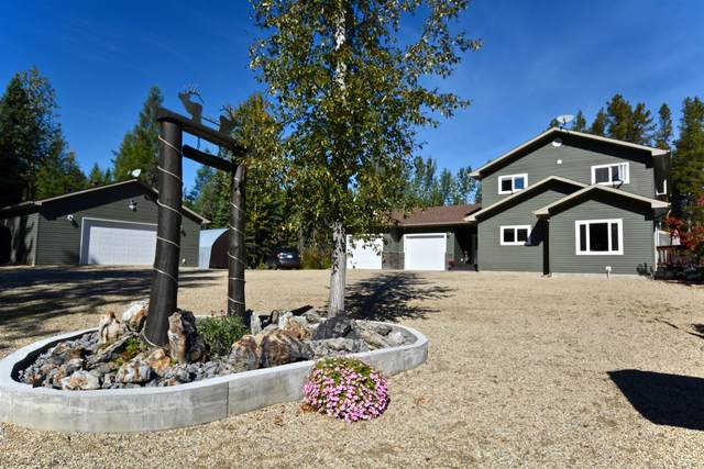 B 8124 TWP 485, Rural Brazeau County, AB T7A 2A2 (#E4263071) :: The Foundry Real Estate Company