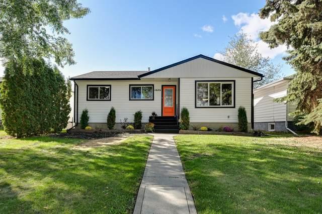 11626 133 Street, Edmonton, AB T5M 1H5 (#E4263122) :: Müve Team | Royal LePage ArTeam Realty