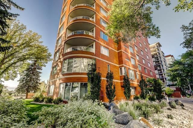 202 10010 119 Street, Edmonton, AB T5K 1Y8 (#E4263171) :: The Foundry Real Estate Company