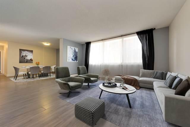 103 9930 113 Street, Edmonton, AB T5K 1N8 (#E4263200) :: The Foundry Real Estate Company
